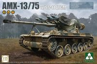 AMX-13/75 SS11 ATGM French Light Tank - Image 1