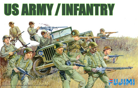 US Army Infantry Set - Image 1