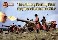 The Artillery Serving Staff for piece of ordnance of 17c - Image 1