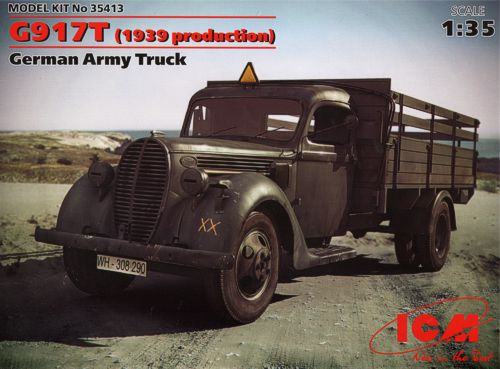 G917T (1939 production), German Army Truck - Image 1