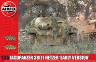 Jagdpanzer 38(t) Hetzer Early Version