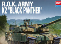"R.O.K. ARMY K2 ""Black Panther"""