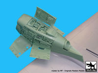 A-400 M Atlas 1 Engine for Revell