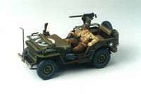 US Jeep Willys MB 1/4 Ton Truck - Image 1