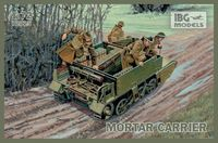 Universal Carrier I Mk.II Mortar Carrier - Image 1