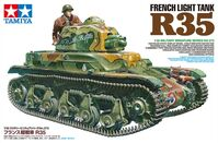 French Light Tank R35
