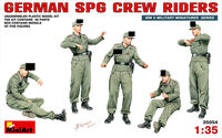 German SPG crew riders - Image 1