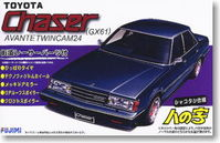 Toyota GX61 Chaser Avante Twincam 24 - Image 1