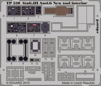 StuG.III Ausf.G interior new tool DRAGON 6365 - Image 1