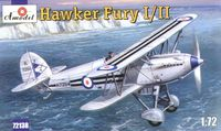 Hawker Fury Mk.I/Mk.II Fighter-Biplane
