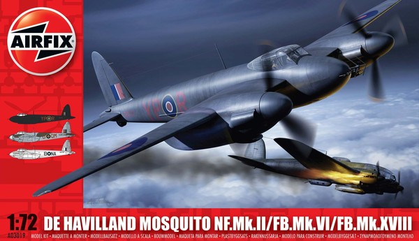 DH Mosquito MKII - Image 1