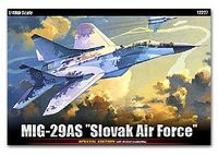 MIG-29AS [Slovak Air Force]