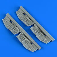 Bristol Beaufighter undercarriage covers REVELL