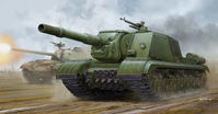 JSU-152K Armored Self-Propelled Gun