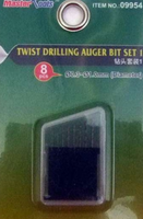 Twist drilling Auger Bit - set 1 - Image 1