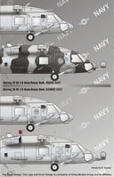 Sikorsky HH-60H Rescue Hawk pacific fleet - Modern US NAVY