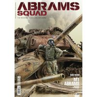Abrams Squad nr 23 - Build-review M1 Abrams Panda