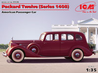 Packard Twelve (Series 1408), American Passenger Car