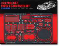 2004 GT Z Photo-Etched Parts Set